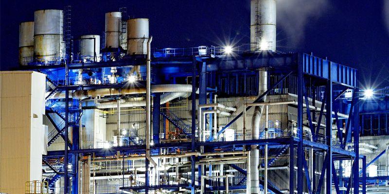 Energia i media techniczne w zakładach produkcyjnych