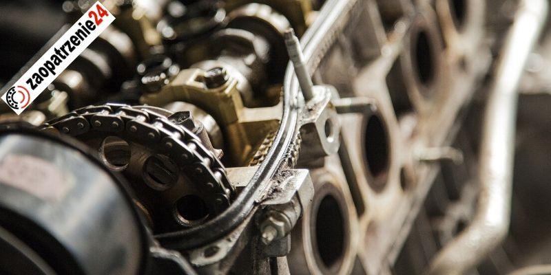 Uszkodzona maszyna przemysłowa - przyczyny